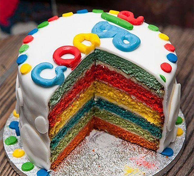 Google Images Ice Cream Cake : Google Birthday Cake