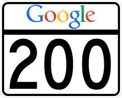 Google 200 Signals