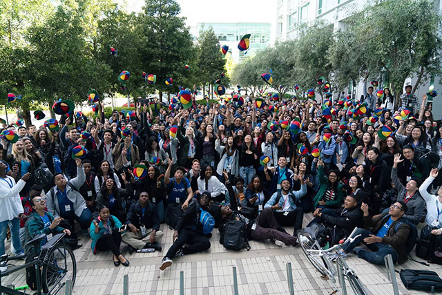 The 20th Google Intern Class