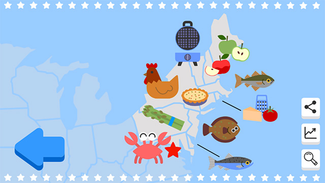 Google S Fourth Of July Doodle Showcases Regional Recipes Dishes