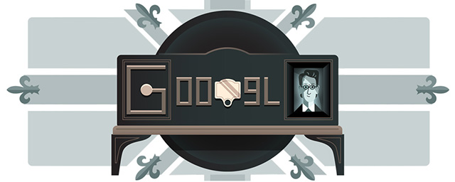 Google Television Doodle