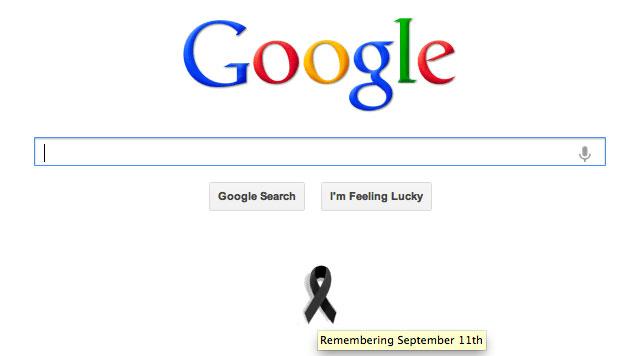 Google 9/11/2012