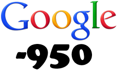 Google -950