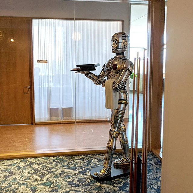 Google Office Gets C-3PO