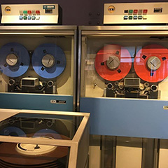 Google Has IBM 2401 Magnetic Tape Units