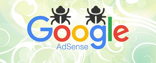 Google AdSense Bug