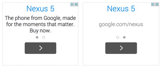 Google AdSense Swipe Ads