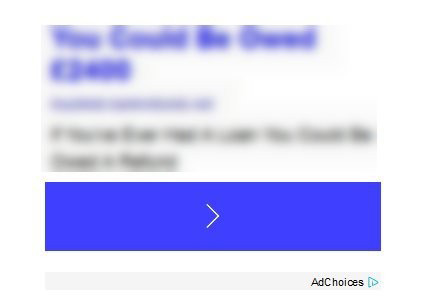 Google AdSense Testing Extremely Wide Arrows