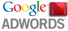 Google AdWords Movies Icon