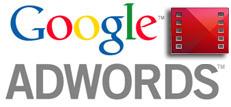 Google AdWords Movies Icon