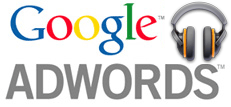Google AdWords Music