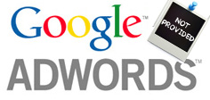 Google AdWords Not Provided