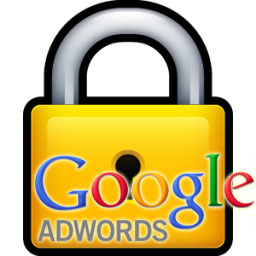 Google AdWords Security Lock