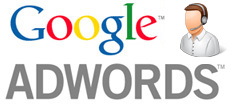Google AdWords Tech Support Icon