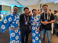 Google AMP Kimonos At AMP Conf