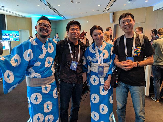 Google AMP Kimonos