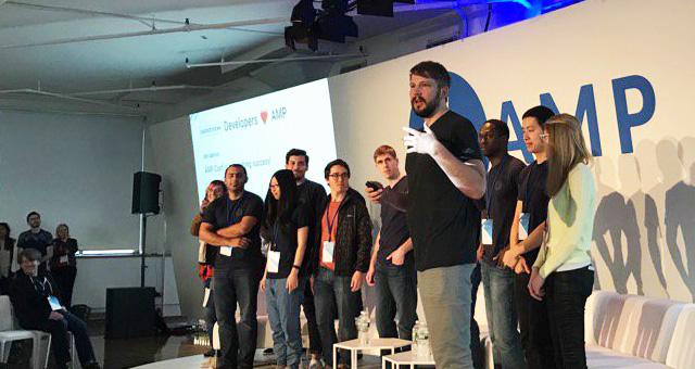 The Google AMP Team