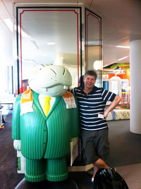 The Google Analytics Hippo