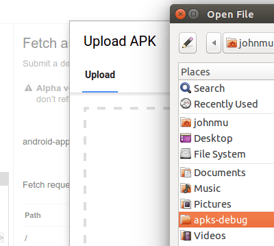 Google Search Console: Upload Your APKs For Fetch As Google For App-Indexing