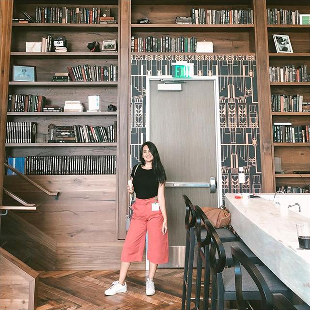 Google Austin Library