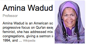 Google Authorship Headscarf