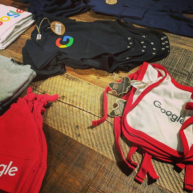 Google Baby Clothing