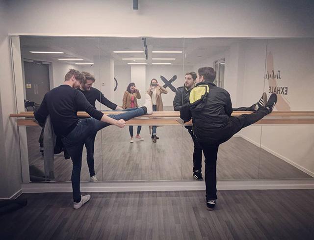 Google Ballet Studio