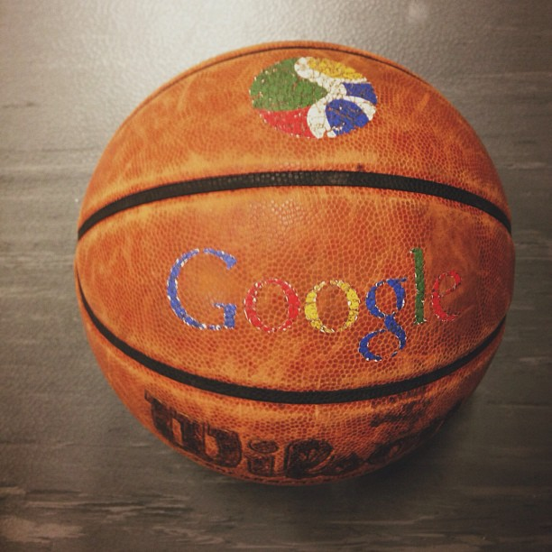 Google Basketball