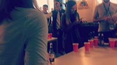 Google Beer Pong