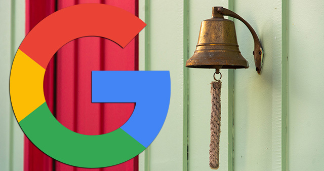 Google Image Searches Box With Bell Icon For Updates