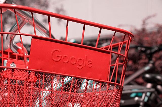 Google Bike Basket