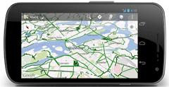 Google Bike Navigation
