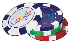 Google Bing Link Building Chips