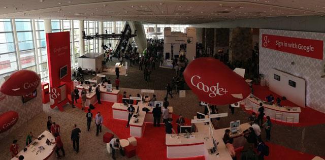 Google+ Blimps