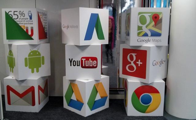 Large Google Blocks