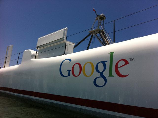 Google Boat
