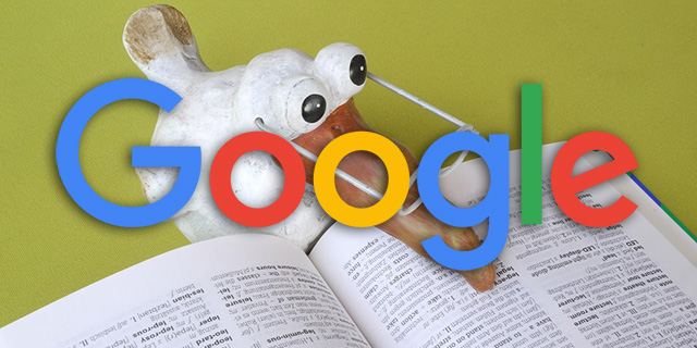 Google Word Coach: Helping Users Expand Their English Or Google Get Smarter?