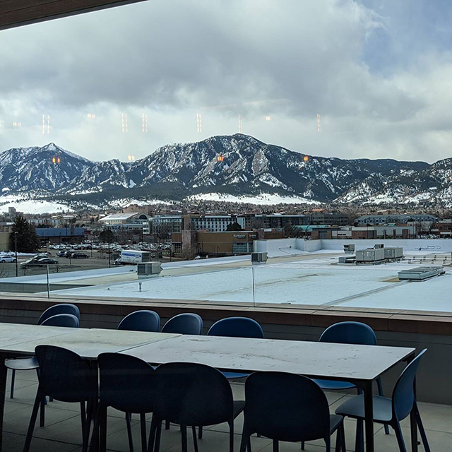Google Boulder Has Mountain Views
