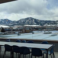 Google Boulder Mountain View