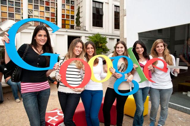 Google Brazil Girls