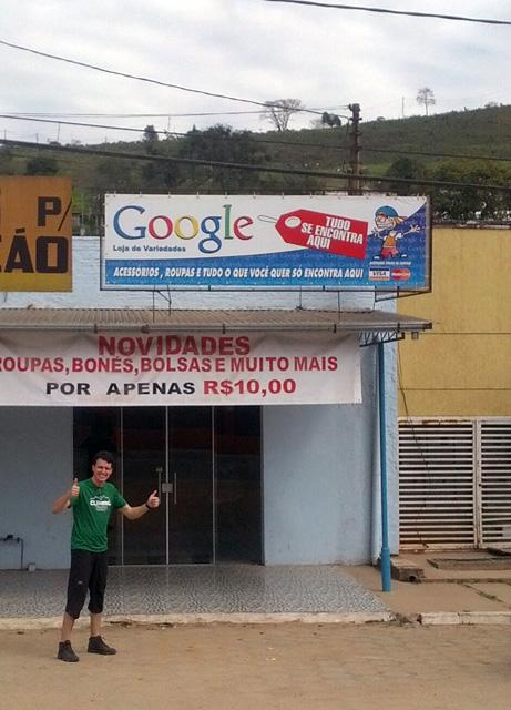 Google Mantiqueira Shop