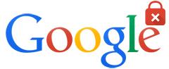 google broken https