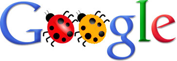Google Bug Logo