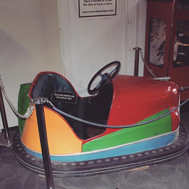 Google Bumper Car