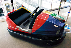 Google Bumper Car