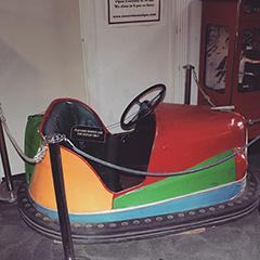 A Google Bumper Car?