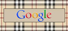 Google Burberry