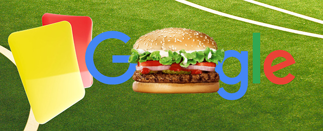 Google Burger King