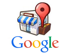 google local maps place