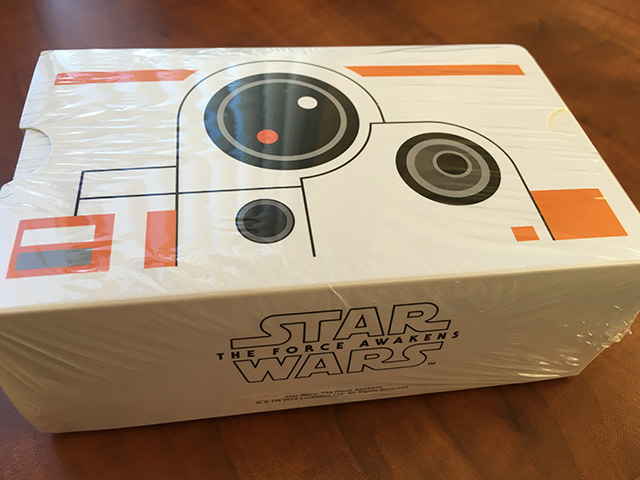 Google Cardboard Star Wars Editions